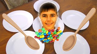 M&Ms Science Experiments for Kids to do at home!!!