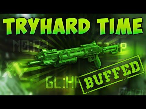 BO3 SnD Tryhard Time - Buffed KRM Shotgun