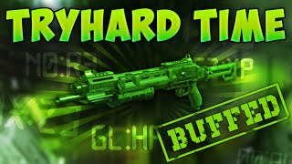 BO3 SnD Tryhard Time - Buffed KRM Shotgun