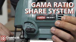Nueva gama de herramientas Ratio Share System | Cadena 88