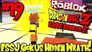 FALSE SUPER SAIYAN GOKU'S HIDDEN WRATH! | Roblox: Dragon Ball Rage Rebirth 2 - Episode 19