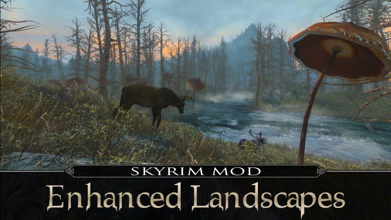 Enhanced Landscapes