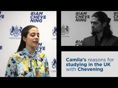 Alphagram #2 - Why study in the UK, and why Chevening?
