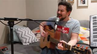 Somewhere only we know - Keane cover by Stephen McPhee