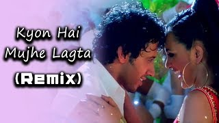 Kyo Hai Mujhe Lagta (Remix) | Shreya Ghoshal, Adnan Sami | Khushboo (2008) | Bollywood Song