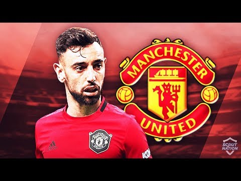 BRUNO FERNANDES - Welcome to Man Utd - Insane Skills, Passes, Goals & Assists - 2020 (HD)