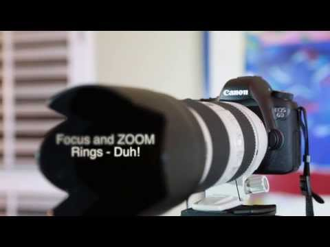 Canon EF 70-200 Mark ii f/2.8 Review