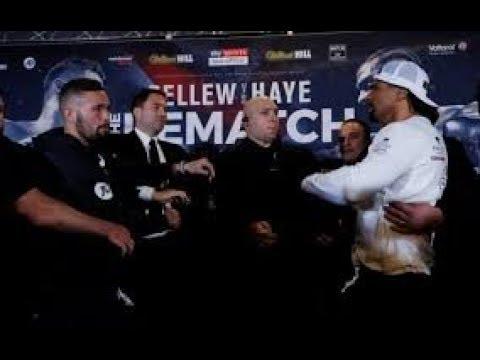 Reaction to David Haye Vs Tony Bellew weigh in & Paul Butler overweight