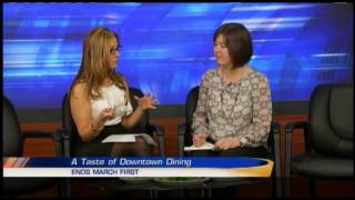 Downtown Dining Week Interview: 2/18/14