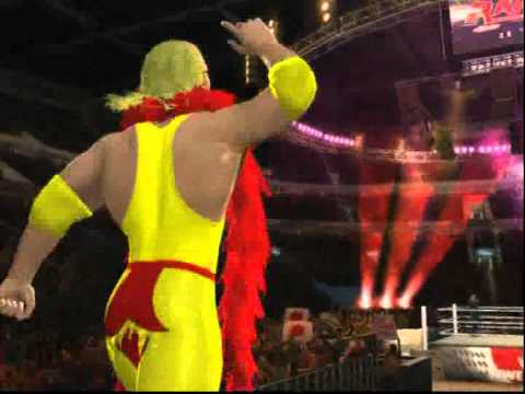 WWE Entrance 2011 PS3 Hulk Hogan made by Angelus ...