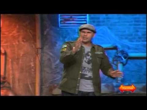 Los comediantes de la noche 31 de agosto Alejandro mejia parte 4