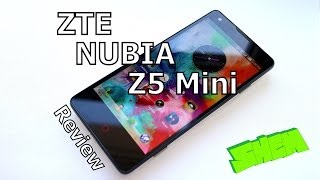 ZTE Nubia Z5 Mini- Review and camera test