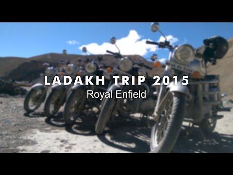 Ladakh Trip (Royal Enfield) - 2015