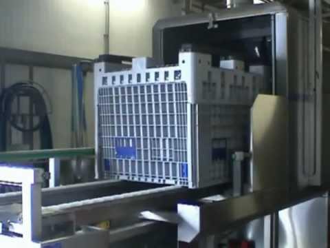Lave palox, palbox différentes dimensions automatisés