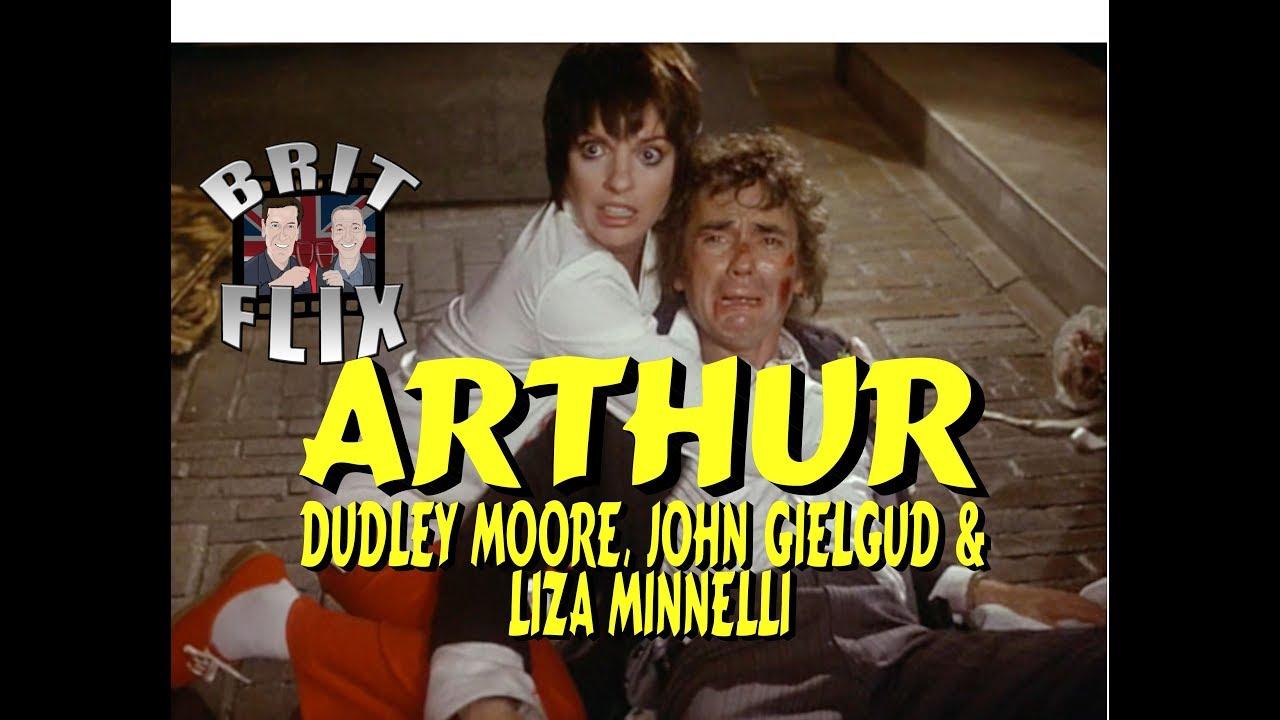 Arthur 1981 Dudley Moore John Gielgud Liza Minnelli Brit Flix