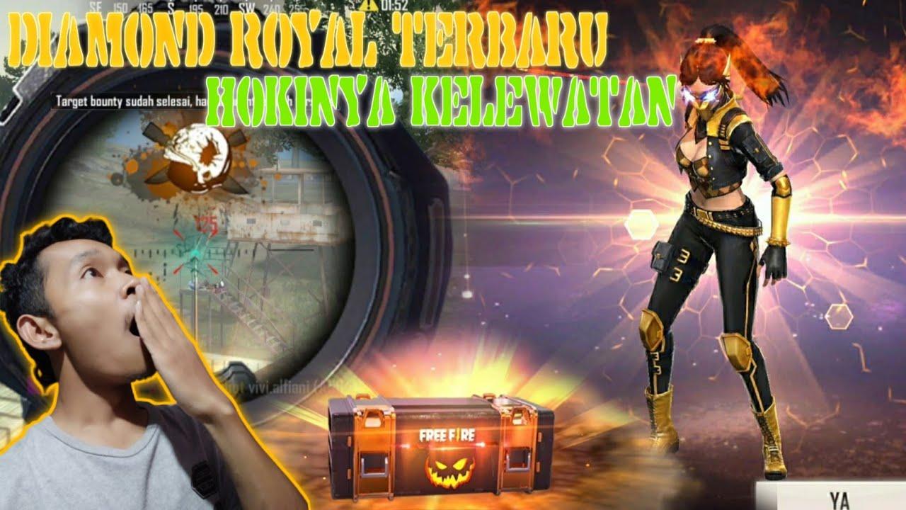 BUNDLE TERBARU DIAMOND ROYALE BIKIN BOOYAH..? - Garena Free Fire Indonesia