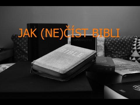 Jak (ne)číst Bibli