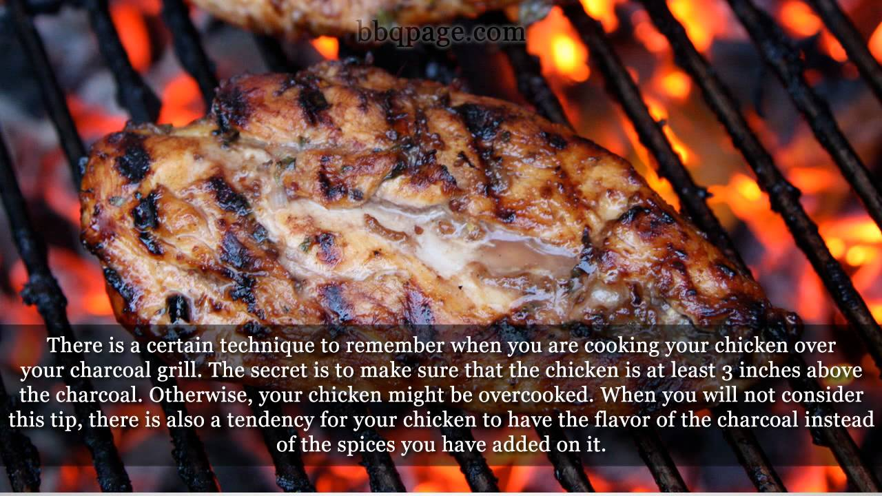 How to grill chicken on a charcoal grill youtube how to grill chicken on a charcoal grill ccuart Gallery