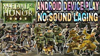 How To Play Medal of Honor - Heroes Psp Game Android Mobile Smooth Play