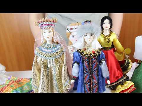 Куклы в народных костюмах |  Народные куклы