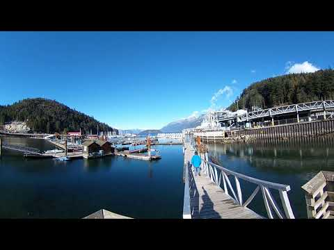 Horseshoe Bay in West Vancouver, British Columbia, Canada.