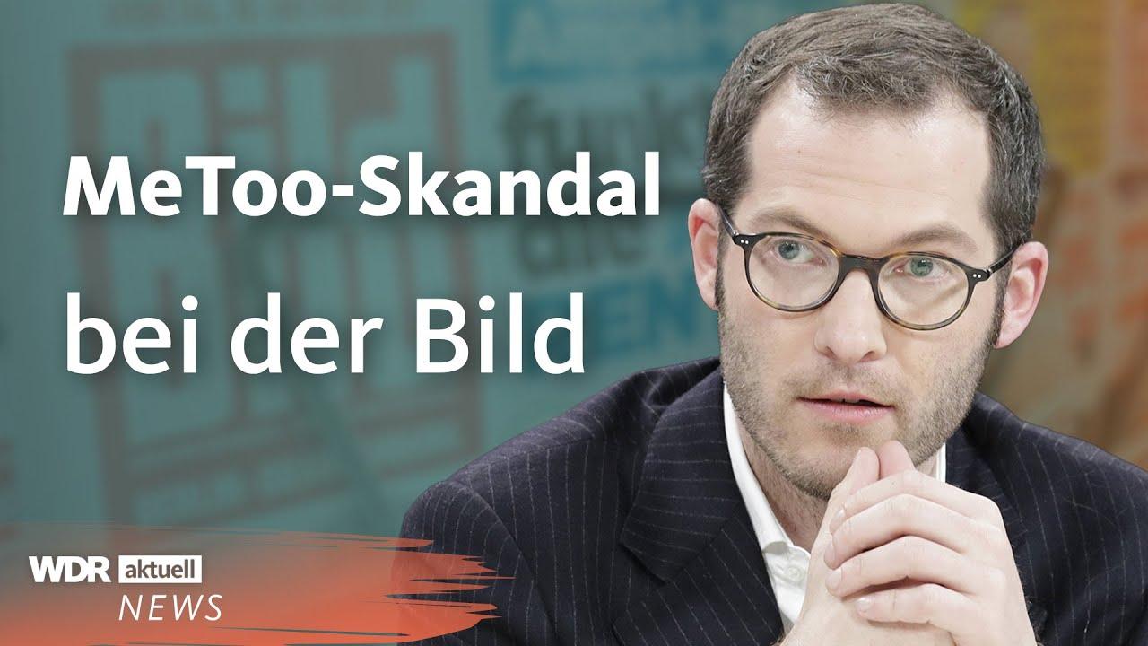 Reichelt von BILD gekündigt – schwere Vorwürfe von Mitarbeiterinnen   WDR Aktuelle Stunde