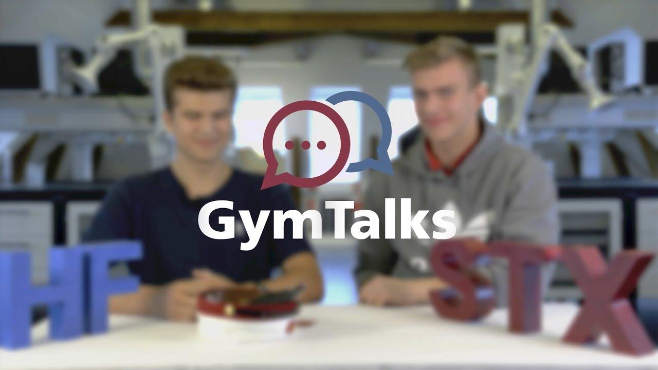 GymTalks – Kan man blive læge med en STX?