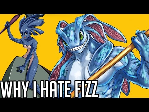 Why I Hate Fizz: An Angry Champion Spotlight