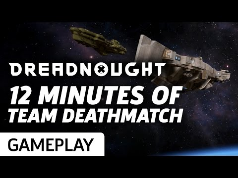 Dreadnought - 12 Minutes of PS4 Team Deathmatch Gameplay