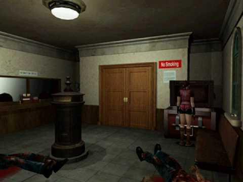 Zagrajmy w Resident Evil 2 (cz.3) [Claire]