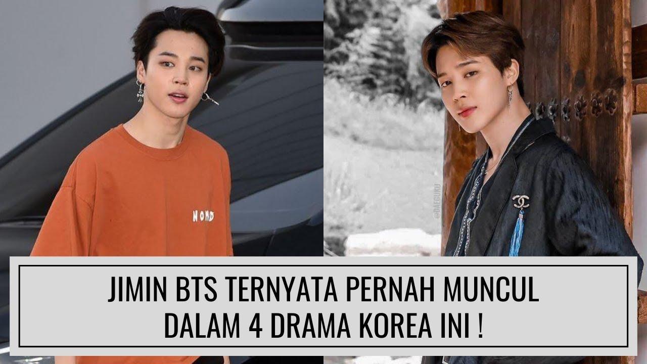 JIMIN BTS TERNYATA PERNAH MUNCUL DALAM 4 DRAMA KOREA INI !