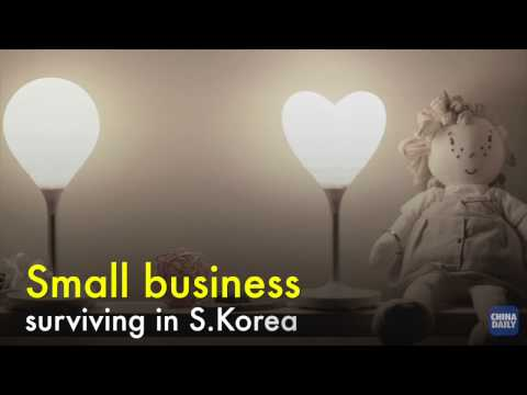 Small business surviving in S Korea