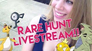 Pokemom Go Livestream