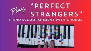 Video Perfect Strangers - Easy Piano Tutorial - Jonas Blue download MP3, 3GP, MP4, WEBM, AVI, FLV Maret 2018