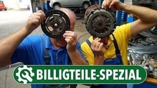 Wie Billig-Ersatzteile Autos lahmlegen | Billig vs. Erstausrüsterqualität | Kupplung, LMM & Bremsen