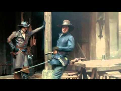 D'Artagnan Duels With Athos & Meets The Musketeers