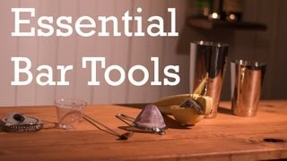 Essential Bar Tools From Better Cocktails At Home