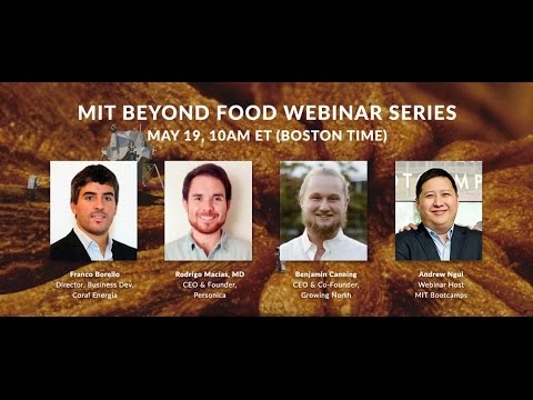Solving Challenges in the Global Food Supply Chain – MIT Beyond Food Webinar #2