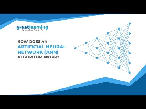 How Artificial Neural Network (ANN) Algorithm Work | Data Mi