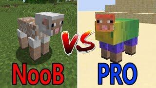 NOOB vs PRO: Minecraft #4