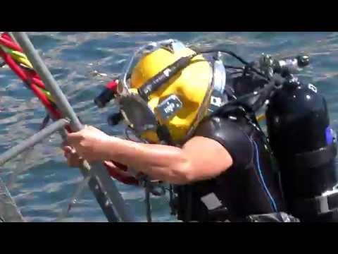 Sea Breeze 2015 Diving Operations