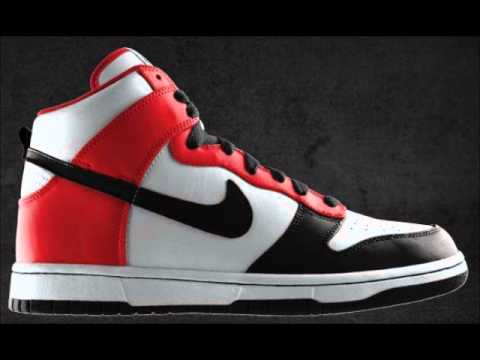 Nike ID High Dunk Premium Facebook / Youtube Trainer Ideas YouTube