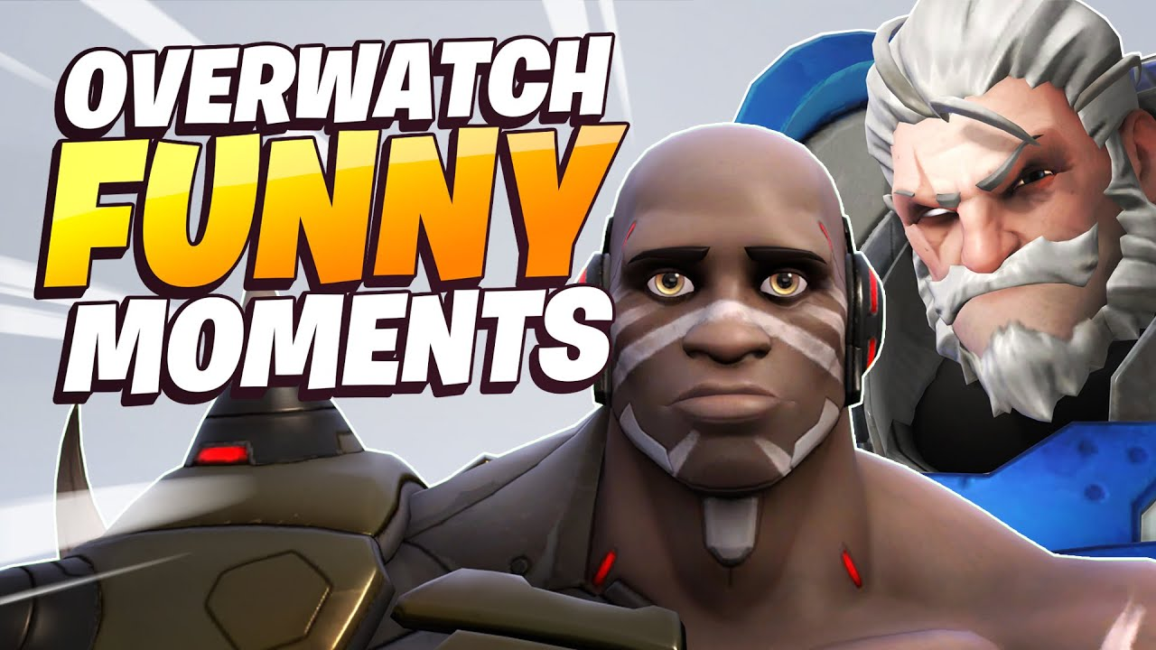 Download OVERWATCH FUNNY MOMENTS