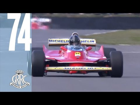 Ground Effect F1 Cars 74MM High-Speed Demo