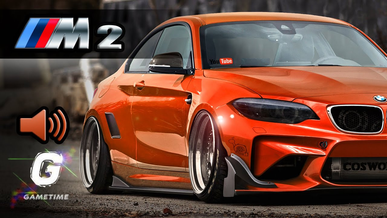 bmw m2 virtual tuning photoshop render evo5 ft girls. Black Bedroom Furniture Sets. Home Design Ideas