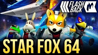 Ігроманія-Flashback: Star Fox 64 (1997)
