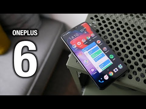 This is the OnePlus 6!