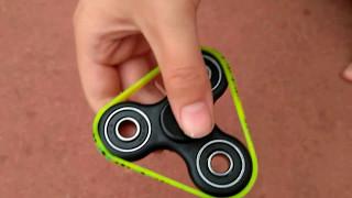 Increíble truco para añadirle un color a tu fidget spinner