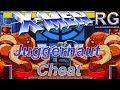 X-Men Children of the Atom - Sega Saturn - Juggernaut vs match cheat [HD 1080p 60fps]
