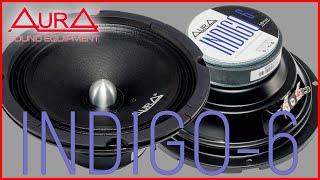 Эстрадная акустика Aura INDIGO 6, распаковка, обзор, прослушка с рупорным твитером и 20 INDIGO 8
